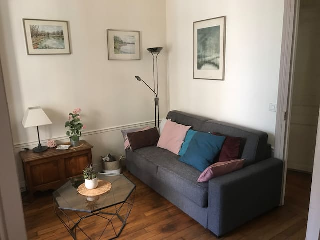 Appartement montmartrois  Damremont / Ordener