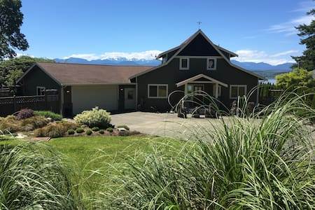 Hood Canal Waterfront Retreat With Amazing View - Poulsbo