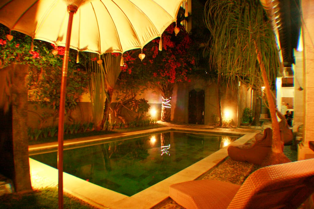 Relax and enjoy the ambience