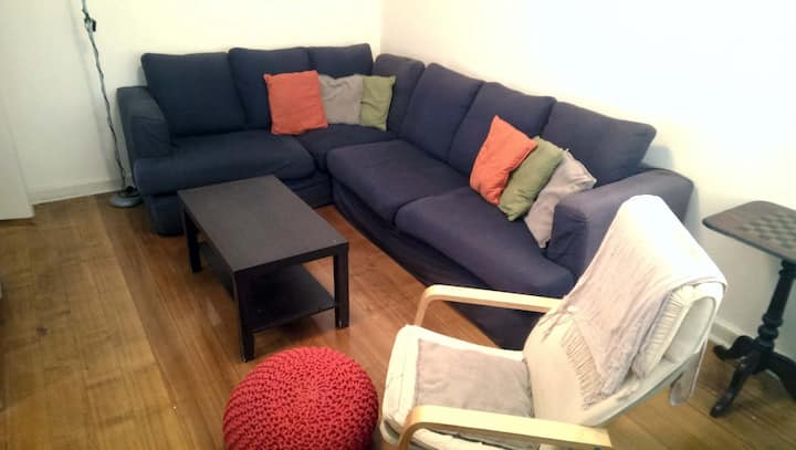Set in the heart of Elwood Village