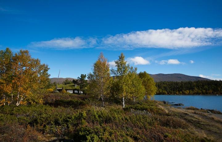 Trekking with Norwegian trolls