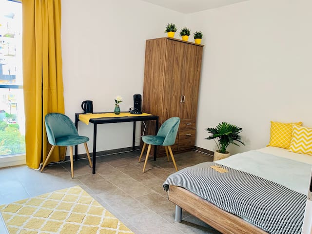 Siegfried Apartment