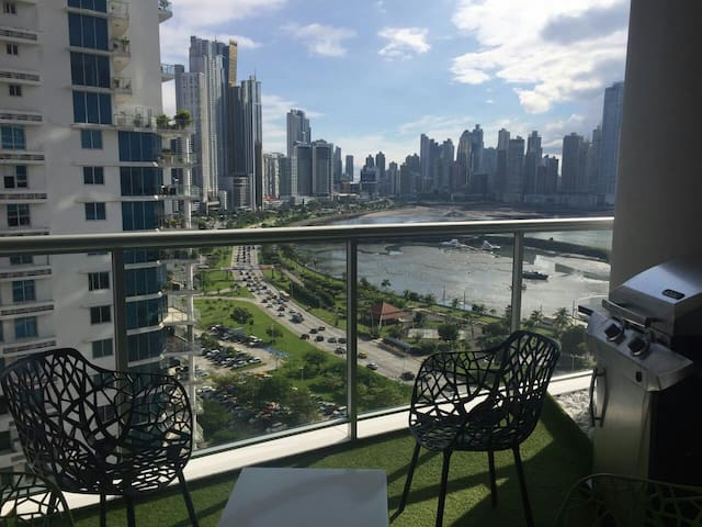 BEAUTIFUL APARTMENT IN THE HEART OF THE CITY - Panamá - Leilighet
