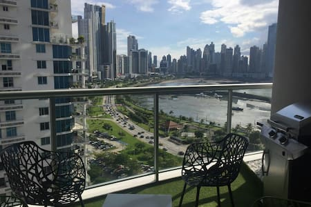 BEAUTIFUL APARTMENT IN THE HEART OF THE CITY - Panamá - Daire