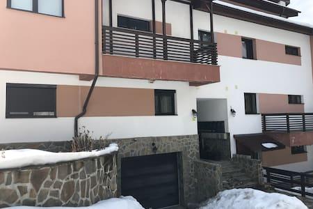 Charming Appartment-Superb view - Predeal - Apartamento