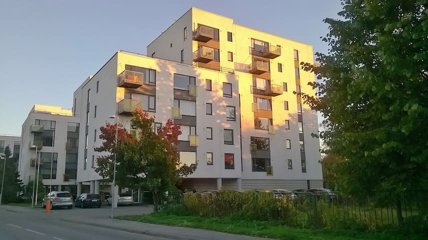 Modern apartment near the beach. - Pärnu - Appartamento