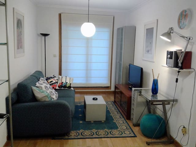 Chic and well located apartment - Vigo - Daire