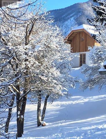 Romantisches Holzchalet - Sankt Margareten - Rumah