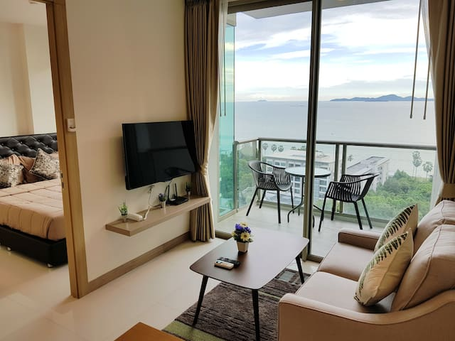 ⭐Sea View 1 BED❤️❤️M⭐Infinity P❤️❤️L⭐Luxury Fact⭐