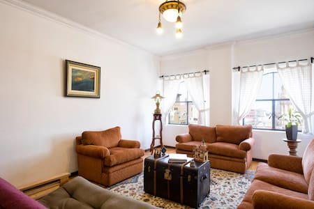 Peerles 5 Star apt. in Lima, 105m2 for 6 guests!!
