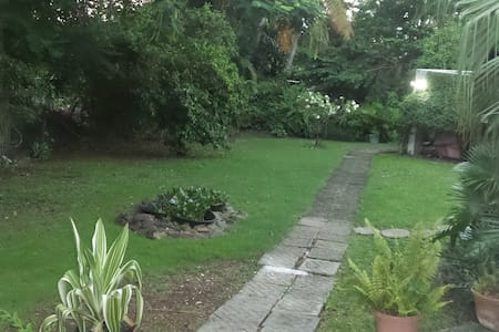 Secret Garden Cottage - Rodney Bay