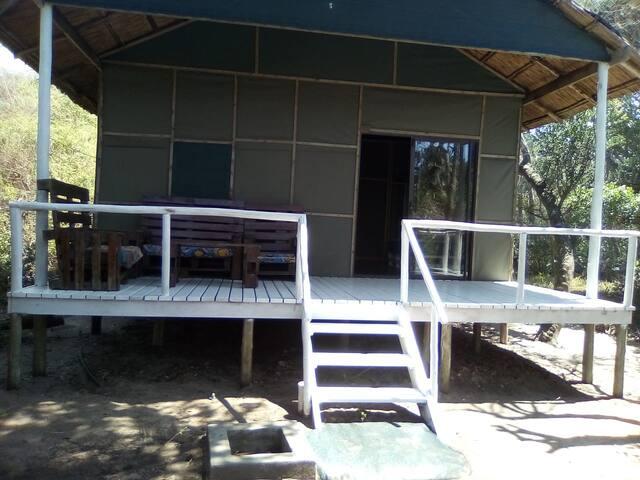Moya Eco Lodge Luxury Tent 4 of 4