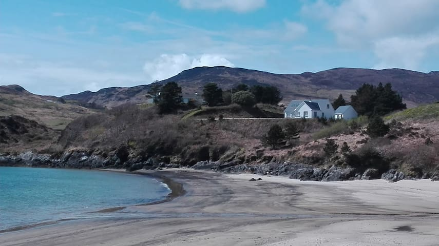 Beautiful, hidden house in Donegal - Doonin