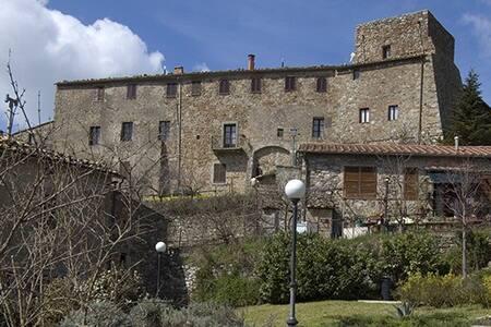 Castello del 1100 in Maremma - Tatti - Castle