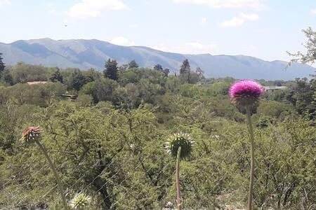 Cabañas La Lela. Naturaleza y armonía en punilla.