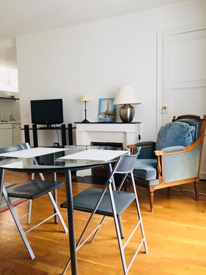 Charmant Studio rive Gauche, Paris 75007
