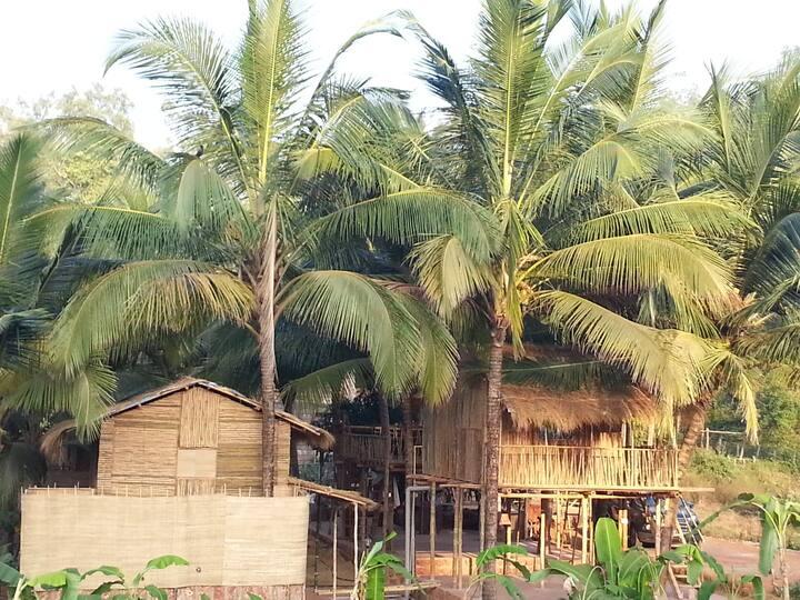 Eco Resort - Bamboo Villas-OmGravity