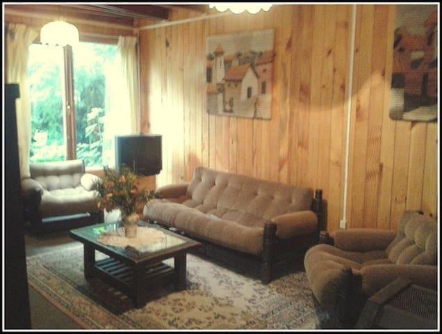 Arriendo cabaña en Likan Ray para 8 - Villarica - Casa