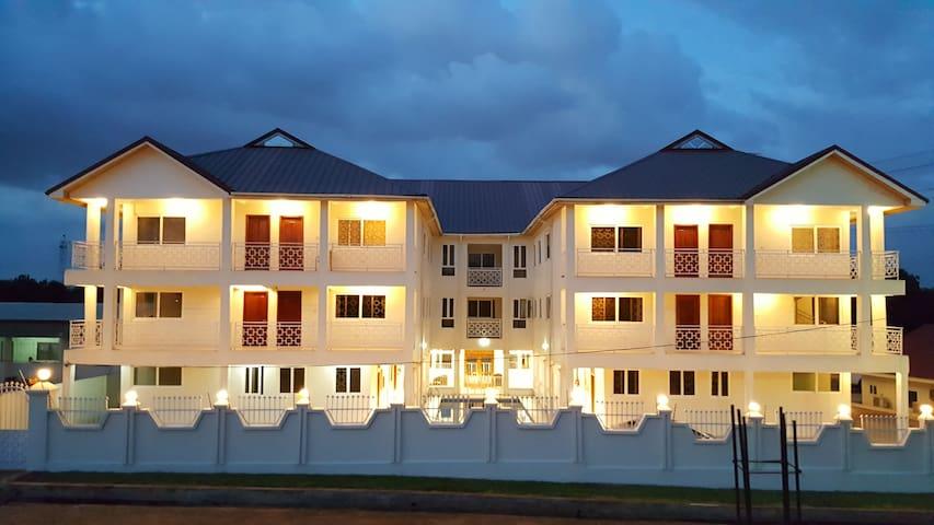 Kumasi Adiebeba Luxury House including Breakfast