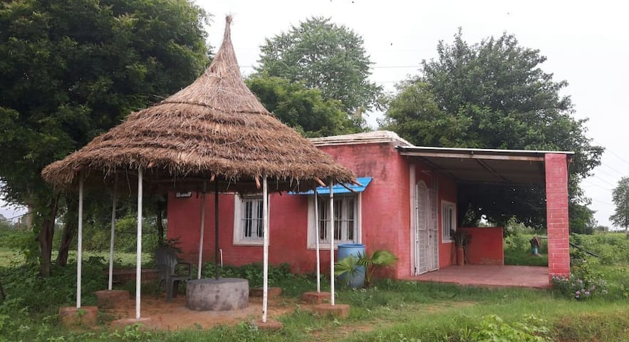 Rani-Ka-Singhola Farmhouse near Gurgaon