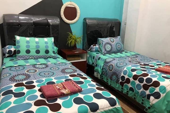 Nice Superior @ Guest House Nasyauqi Kuala Tanjung
