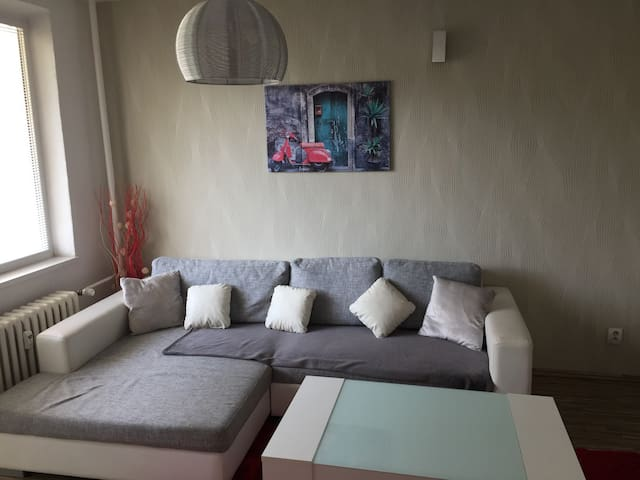 Wonderful apartment in the city center Košice