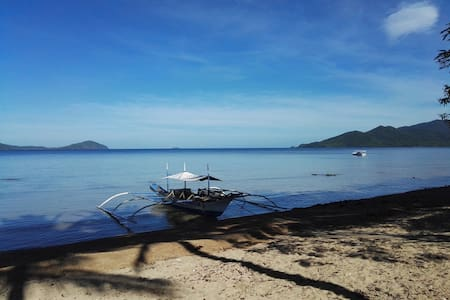 Kahamut-An Beach Cottage - Puerto Princesa