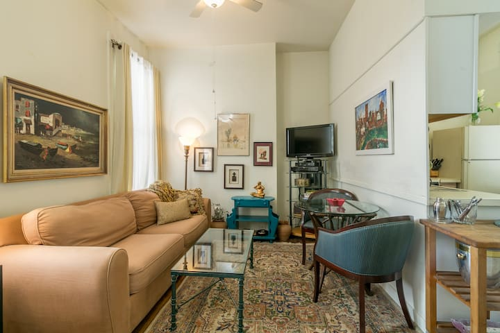 Gracious City Apt. Balcony & Garden - Richmond - Byt