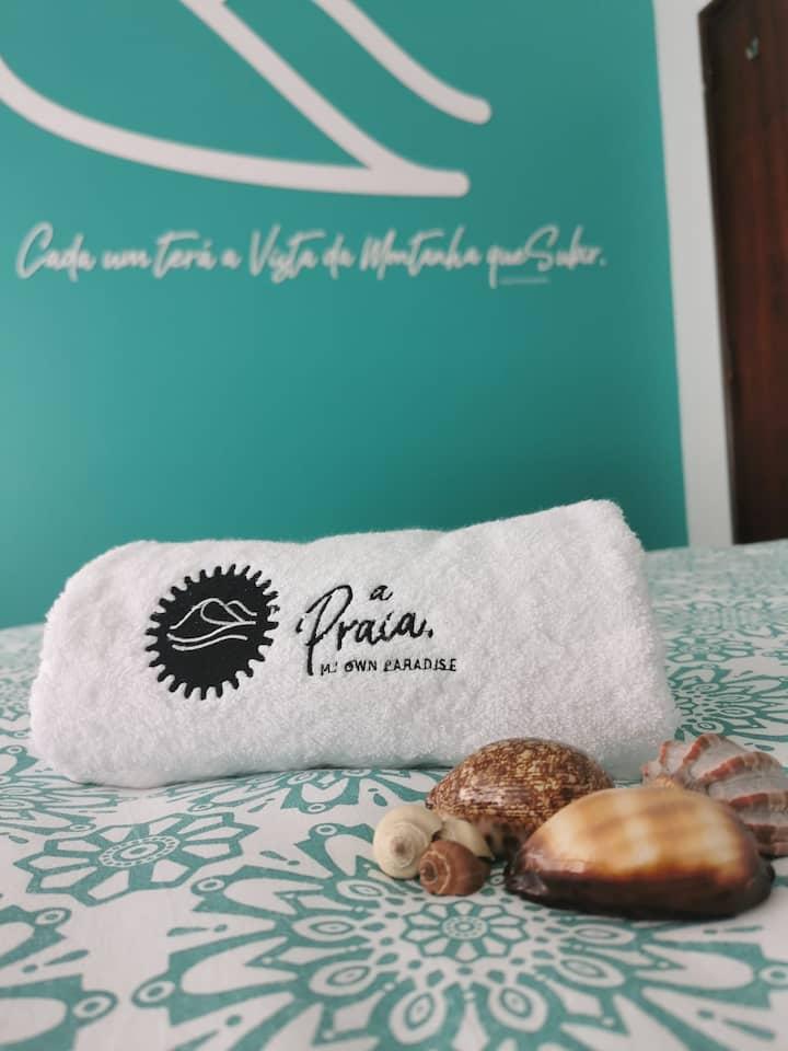 A Praia - My own Paradise - Andar Moradia RC