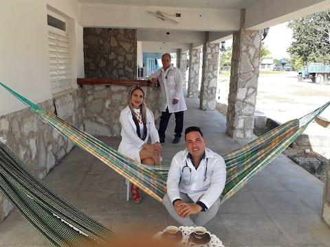 Villa Los Médicos, habitación 2
