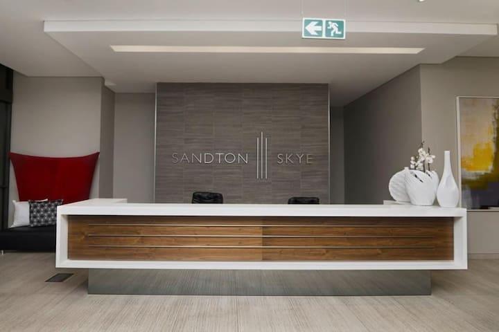 Sandton Skye Room 1