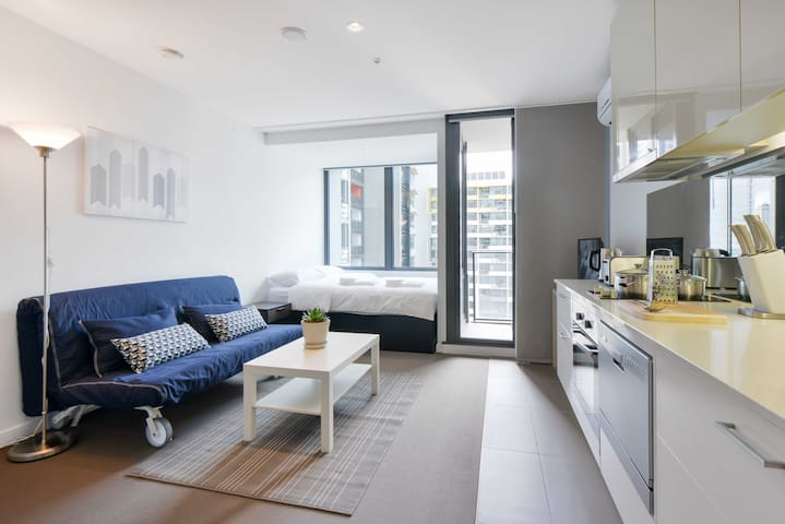 Inner City Apartment at Perfect Location