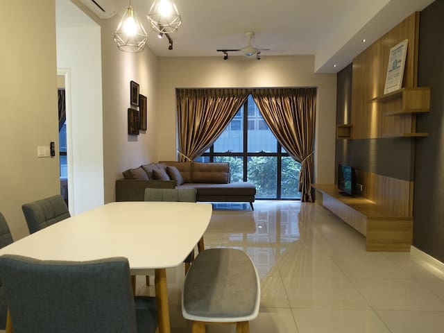 3BR Extra Comfy Condo at PJ&Sunway (Recommended)