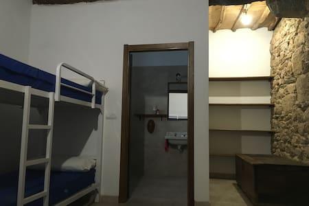 Habitación Grande, cama 3 - A Cruz