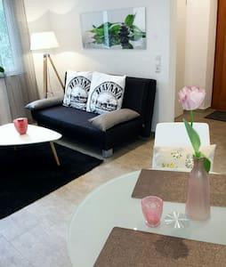 Ferienwohnung Koch, 45m²,  max. 3 Pers. - Metzingen - Apartment