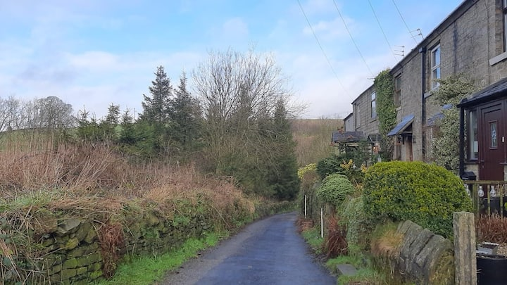 Ramsbottom, Lilwyn Cottage near Edenfield.