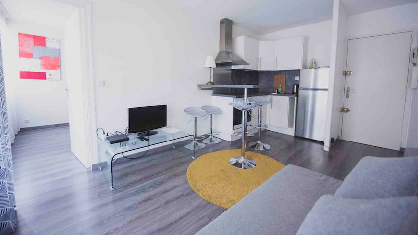 Great apart Geneva in heart of Chablais Parc
