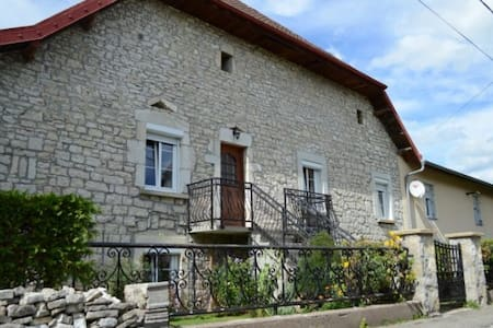 Meublé de tourisme 3 étoiles proche Pontarlier