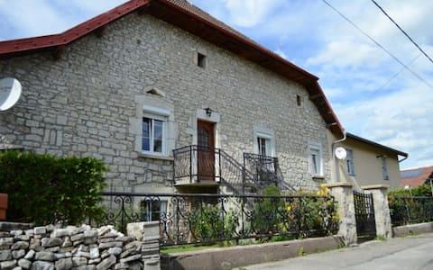 Wyposażone  w pobliżu Source de la Loue