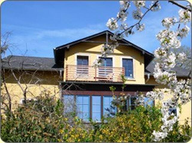 Ferienwohnung in den Weinbergen bei Dresden - Radebeul - Apartemen