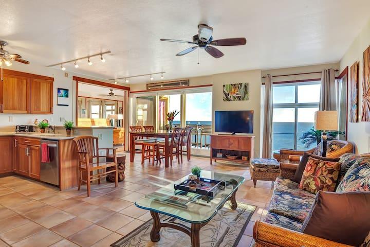 Makahuena at Poipu - 2 Bedroom Ocean Front #3102 - Koloa - Flat