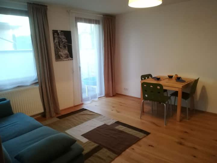 Komfortable, gemütliche 2 Zimmer Wohnung
