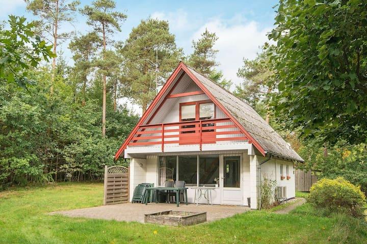 Maison de vacances originale à Ebeltoft avec terrasse
