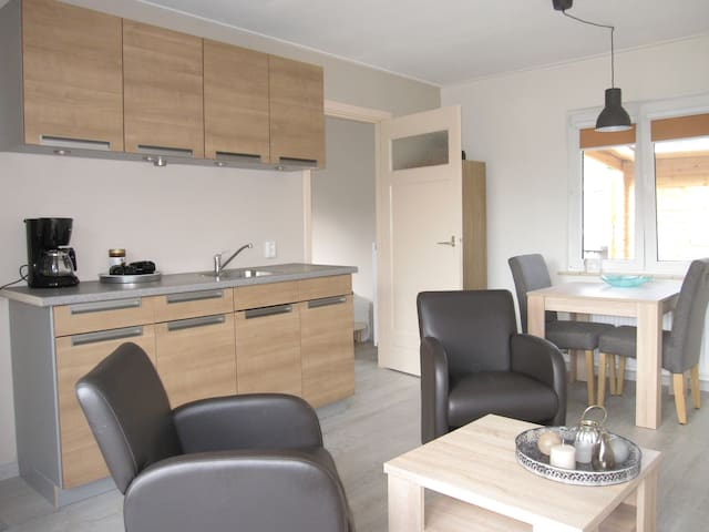 Apartment near the see and village