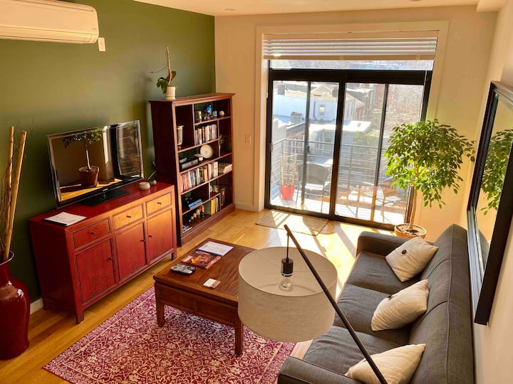 Bright/Cozy 1 Bedroom Condo in Heart of Brooklyn!
