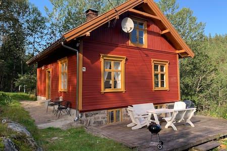 Unik og historisk bolig i naturskjønne omgivelser