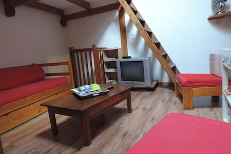Appartement 4pers -  Embrun centre - 昂布蘭(Embrun) - 公寓