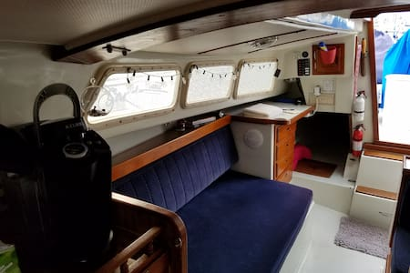 Private Getaway - Long Beach - Bateau