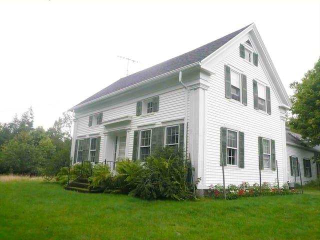 Islesboro Farmhouse