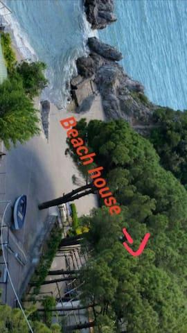 Casa grande Sul Mare Costiera Amalfitana